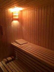 Sauna der Hafenromantik