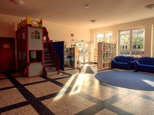 Kindergarten Flohkiste - Eingangshalle