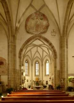 In der Villner Kirche