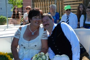 Hochzeit Sonja und Klaus
