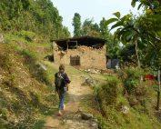 Na de aardbeving Nepal 2015