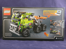Lego Technic #42027 Desert Racer Package - Rear