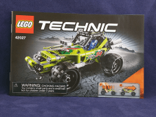 Lego Technic #42027 Desert Racer Instructions