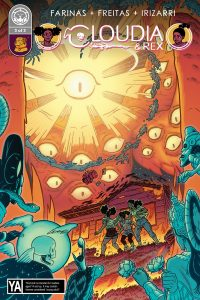 Cloudia-and-Rex-#3 cover