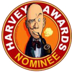 Harvey nom badge