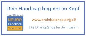 BrainBalance Mental Golf Sujet