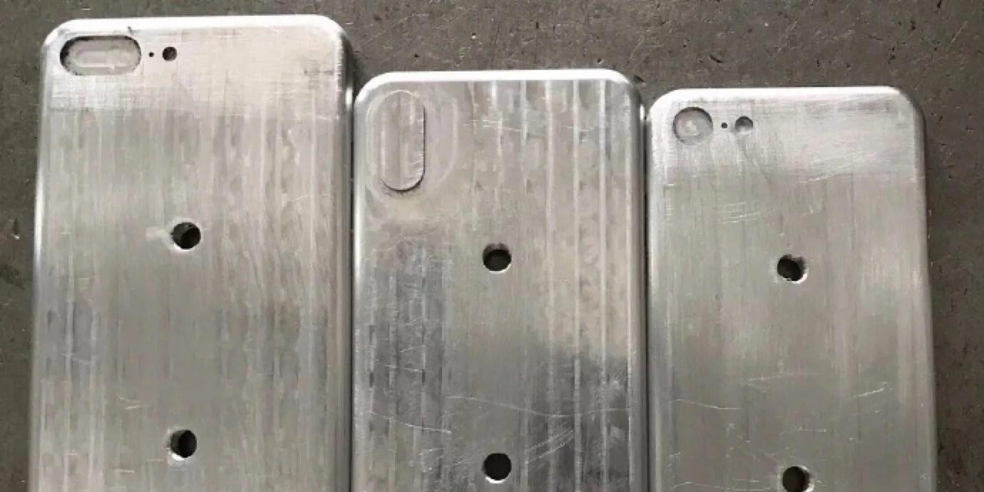 iPhone7s / 7s Plus / 8の型画像が公開。この画像からわかることは!