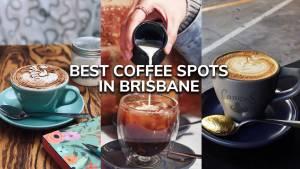 7 Coffee spots to visit in Brisbane