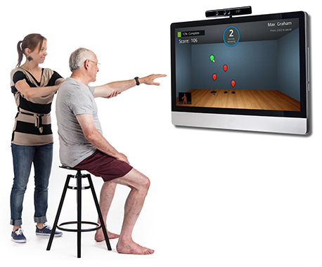 realidad virtual y rehabilitación