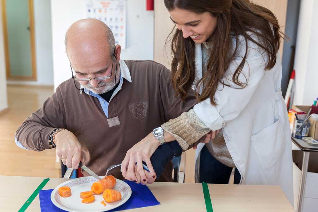 Rehabilitación del Daño Cerebral. Servicio de Neurorehabilitación de Hospitales Nisa