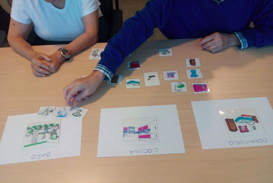 Sesiones grupales para la rehabilitación de la afasia
