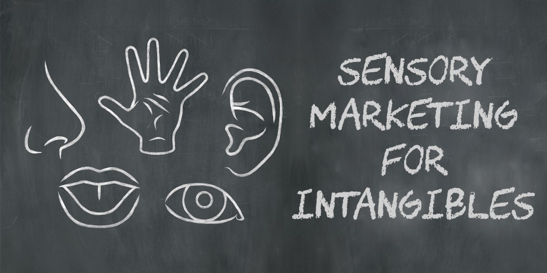 sensory marketing for intangibles