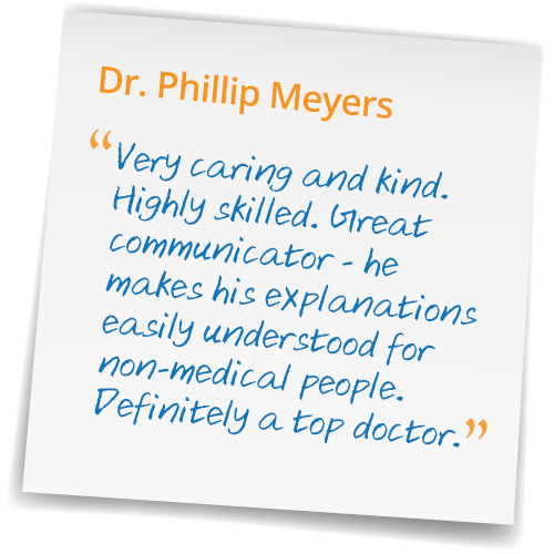 Dr Philip Meyers Reviews