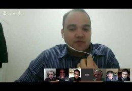 First Hangout in Neurosurgical TV