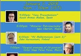 Neurosurgery Super Sunday Line up Set for 6:30 a.m. EST, 4 pm IST