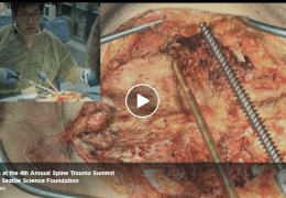"""Seattle Science Project LIVE: """"4th Annual Spine Trauma Summit"""""""
