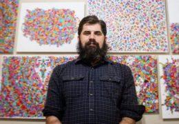 Brain tumor treatment reveals hidden artistic talent