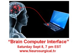 """Saturday 7 pm EST, Webcast with Bioengineer from Argentina on """"Brain Computer Interface"""" LIVE"""