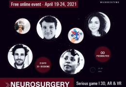 Monday, Day #1, of LEICA NEUROVISUALIZATION SYMPOSIUM: HGGB resection: practical experience using Leica FL400 fluorescence and Gliolan – Dr. Steyn.