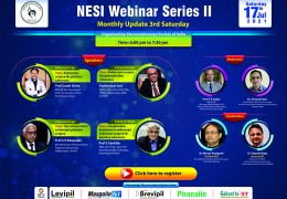 NOW, LIVE, FROM INDIA………………….India Society of Neuroendoscopy LIVE, NESI Webinar Series II with 4 speakers, including Deopujari and Sinha