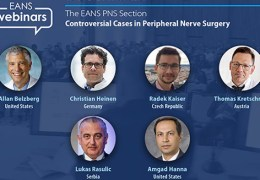 """RECORDED, LIVE, October 19, 2021, EANS Online presented, """"Controversial Cases in Peripheral Nerve Surgery"""""""