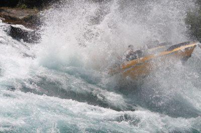 Ab ins Wasser mit dem Rapids Jet