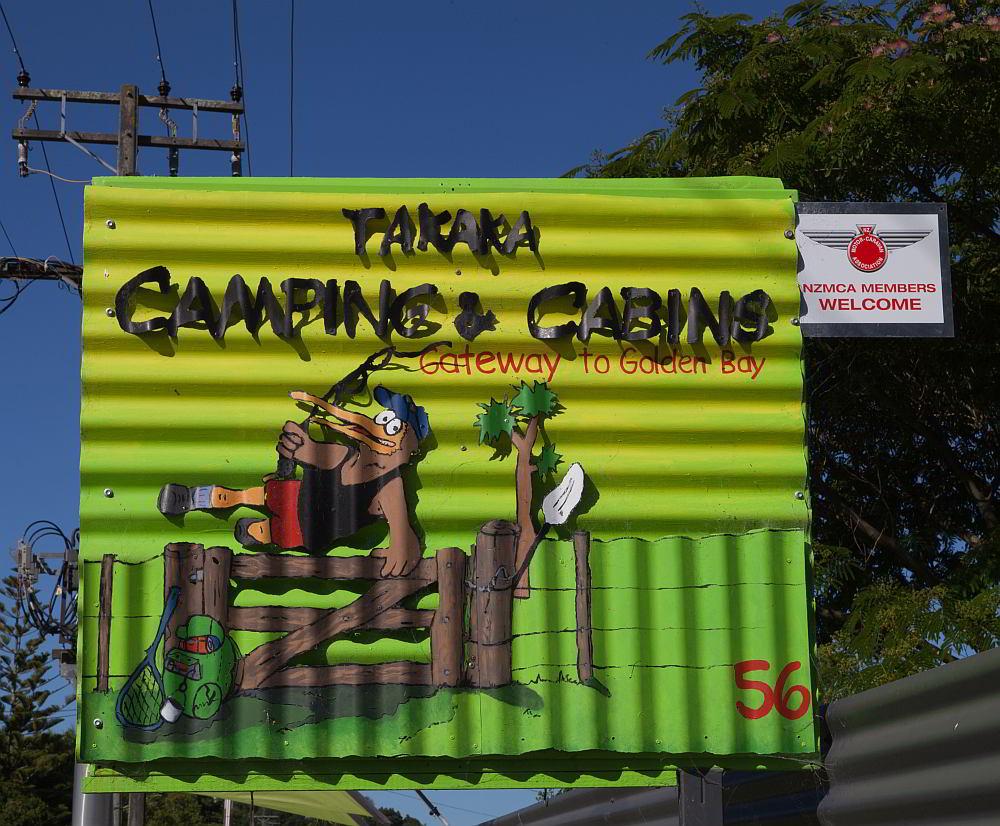 Takaka Camping and Cabins