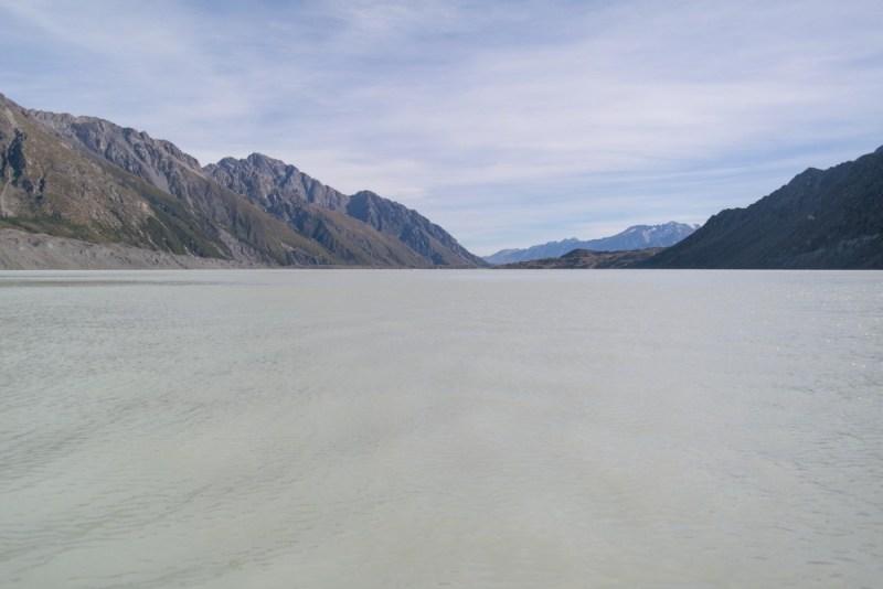 Wass vom Tasman Lake