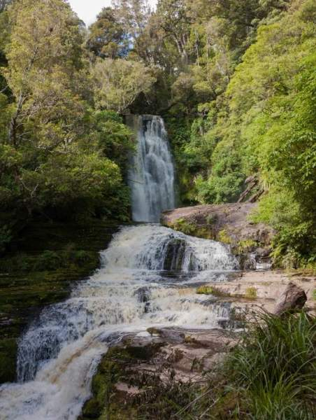McLean Falls in den Catlins