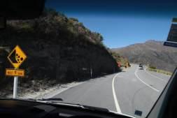 Unterwegs auf Neuseelands Strassen