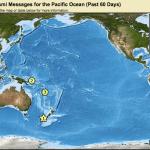 Tsunami Warnung