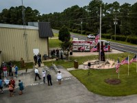 Fairfield Harbour Hosts Memorial Ceremony in Remembrance of 9/11