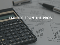 Tax Tips from The Pros