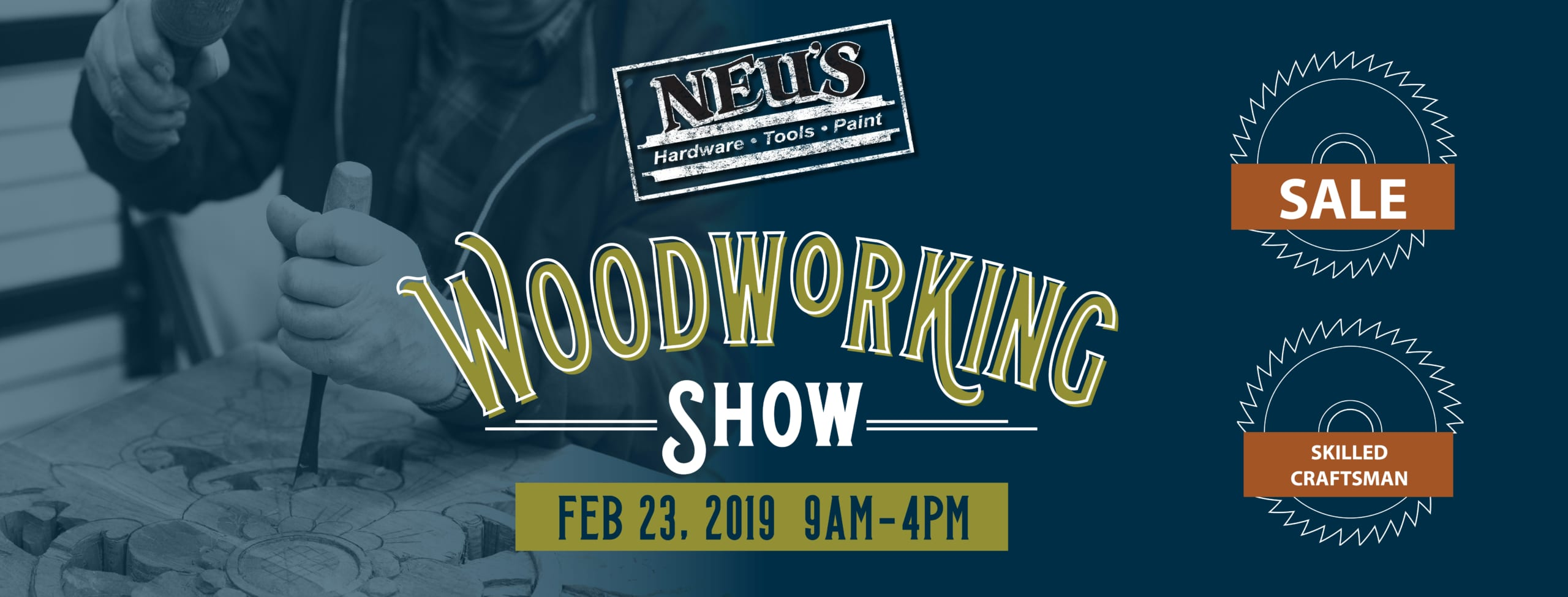 Neu's Woodworking Show 2019