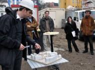 Baustellen an der Böhmischen Straße