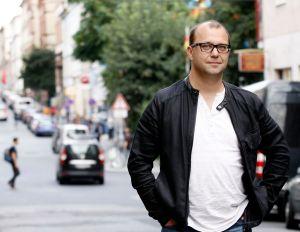 Anton Launer - Foto: Youssef Safwan