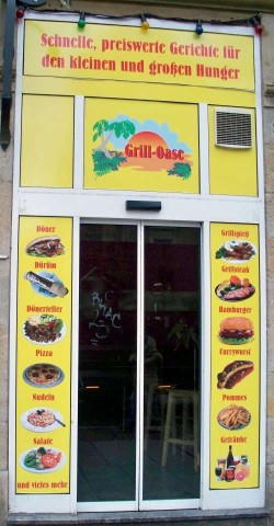 Grill Oase an der Königsbrücker Straße