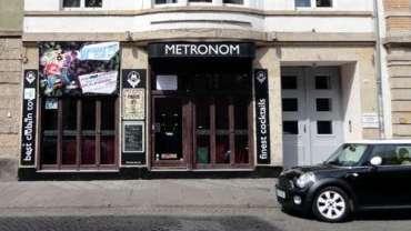 Metronom macht zu