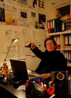 Finger am Drücker: Holger Knaak