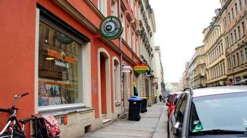 Zentral-Ohrgan auf der Louisenstraße