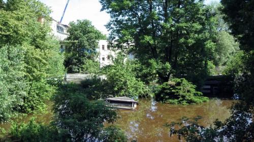 Seenlandschaft statt Kleingärten