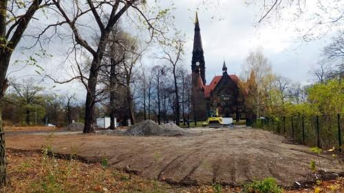 Kein Parkplatz mehr an der Stauffenberg-Allee