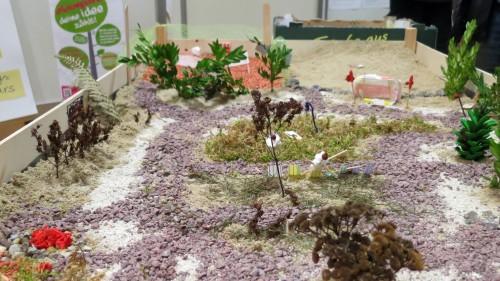 Modell Russensportplatz