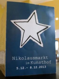 Nikolausmarkt im Kunsthof