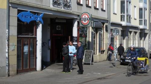 Ab April: Neues Fischrestaurant auf der Alaunstraße