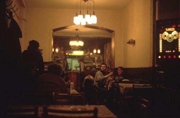 Konzertklause 1990 - Foto: Lothar Lange