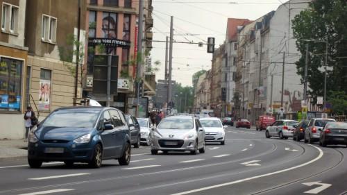 Bautzner Straße - Foto: Archiv