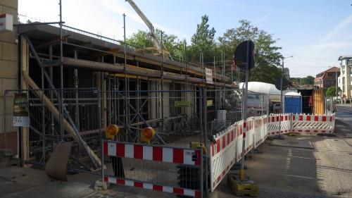 Neubau für die Neustadt-Bibo