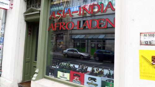 Asia-India-Laden, Eröffnung: demnächst