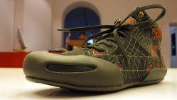 Solche Schuhe gibt's dann in dem neuen Lädchen